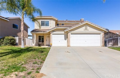 Corona Single Family Home For Sale: 27386 Lasso Way