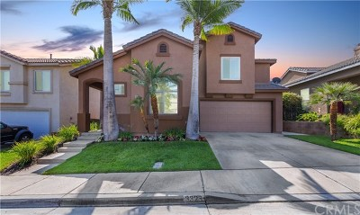 Corona Single Family Home For Sale: 3323 Shining Star Lane