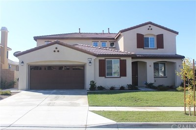 Rancho Cucamonga Single Family Home For Sale: 13143 Stanton Drive