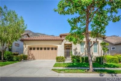 Corona Single Family Home For Sale: 23907 Augusta Drive