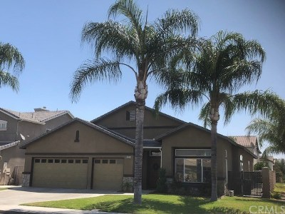 Eastvale Single Family Home For Sale: 6974 Cottonwood Circle