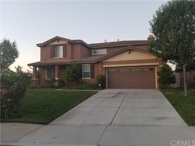 Riverside Single Family Home For Sale: 12864 Sierra Creek Drive