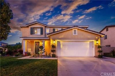 Eastvale Single Family Home For Sale: 6924 Woodrush Way
