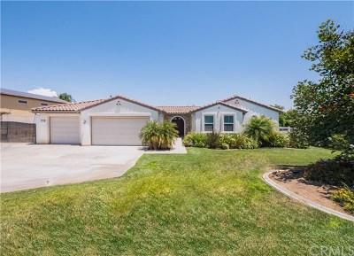 Riverside CA Single Family Home For Sale: $699,999