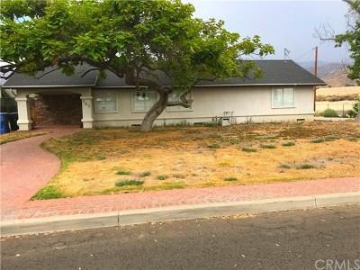 San Bernardino Single Family Home For Sale: 860 Glendenning Way