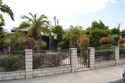 Fullerton Single Family Home For Sale: 818 S Brookhurst Road