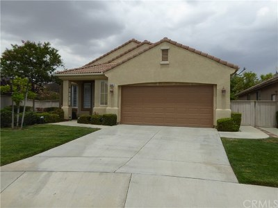 Menifee Single Family Home For Sale: 29430 Bentcreek Court