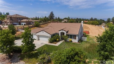 Riverside Single Family Home For Sale: 18453 Glass Mountain Drive