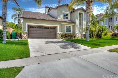 Corona Single Family Home For Sale: 1941 Olympia Fields Drive