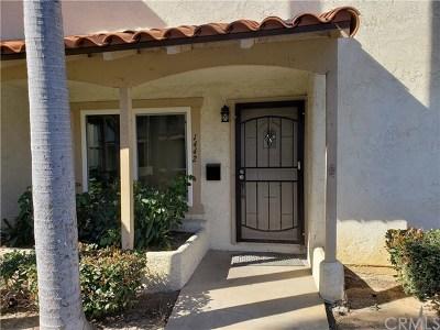 Placentia Condo/Townhouse For Sale: 1442 Via Balboa