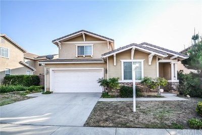Corona Single Family Home For Sale: 25201 Lemongrass