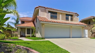 Mission Viejo Single Family Home For Sale: 27321 Monforte