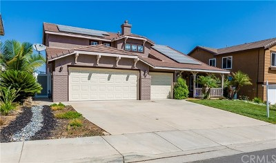Corona CA Single Family Home For Sale: $515,880