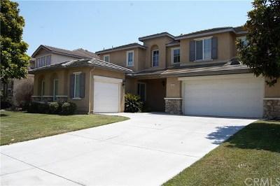 Eastvale Single Family Home For Sale: 5854 Springcrest Street