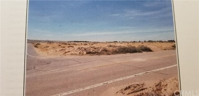Barstow CA Residential Lots & Land For Sale: $249,000