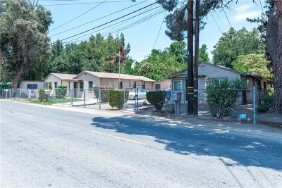 Riverside, Temecula Multi Family Home For Sale: 5565 34th Street