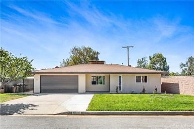 Rancho Cucamonga Single Family Home For Sale: 13011 Pinon Street