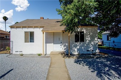 Riverside, Temecula Single Family Home For Sale: 4157 Ottawa Avenue