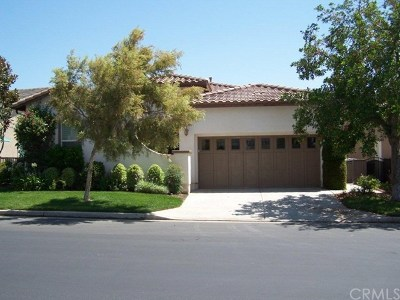Corona Single Family Home For Sale: 24064 24064 Steelhead Drive