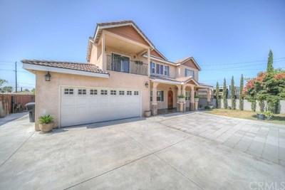 Fontana Single Family Home For Sale: 15315 Ceres Avenue
