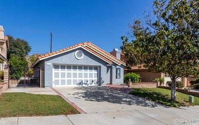 Corona Single Family Home For Sale: 567 Chelsea Way