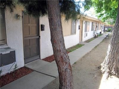 Hemet Multi Family Home For Sale: 1205 Olive Tree Lane