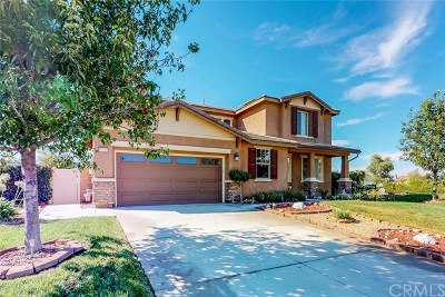 Riverside Single Family Home For Sale: 16281 Echo Summit Court