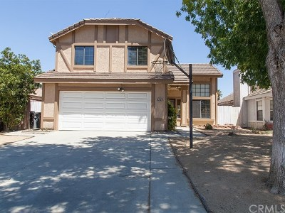 Hemet, San Jacinto Single Family Home For Sale: 824 Ashley Street