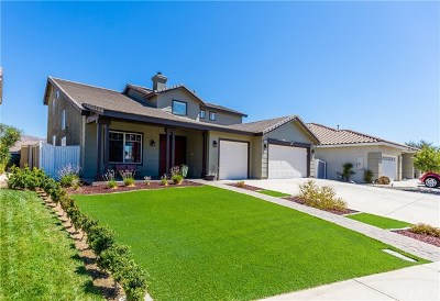 Corona Single Family Home For Sale: 13952 Hidden Star Court