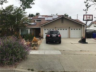 Upland Single Family Home For Sale: 861 Kenwood Street