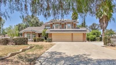 Riverside Single Family Home For Sale: 18570 Dallas Avenue