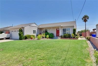 Single Family Home For Sale: 17397 Malaga Street