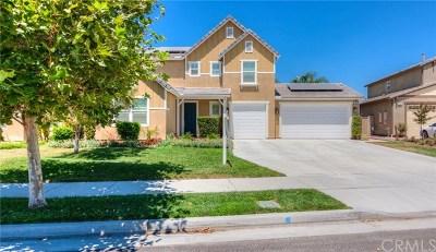 Eastvale Single Family Home For Sale: 14820 Bayridge Street