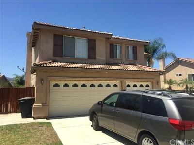Corona Single Family Home For Sale: 2786 Plumwood Lane