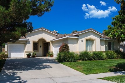 Corona Single Family Home For Sale: 4260 Morales Way