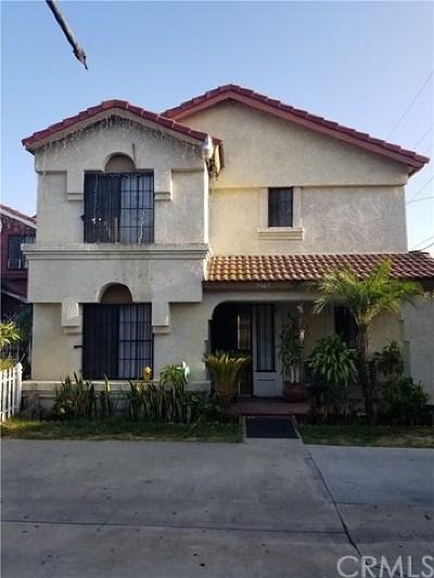 Huntington Park Single Family Home For Sale: 5947 Middleton Street
