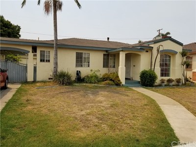 Long Beach Single Family Home For Sale: 2765 Wetherly Avenue