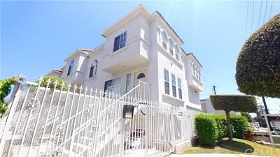 San Gabriel Condo/Townhouse For Sale: 335 E Broadway #1