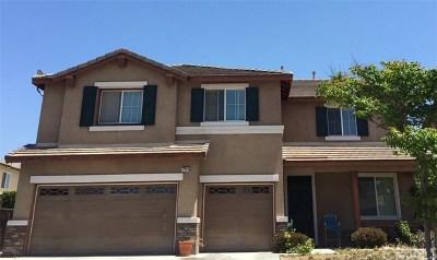 Riverside Single Family Home For Sale: 17234 Hawkwood Drive
