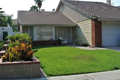 Corona Single Family Home For Sale: 1768 Fairmont Drive