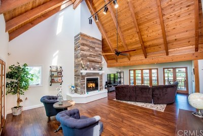 Corona Single Family Home For Sale: 7241 Old Temescal Road