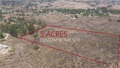 Riverside Residential Lots & Land For Sale: 15612 Garret Lane