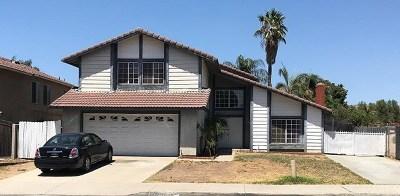 Moreno Valley Single Family Home For Sale: 25834 Fir Avenue