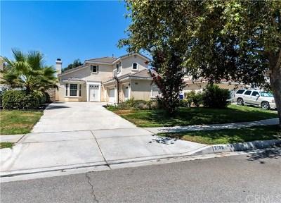 Fontana Single Family Home For Sale: 9198 Sycamore Lane