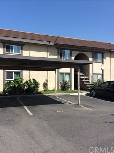Chino Condo/Townhouse For Sale: 12835 10th Street #87