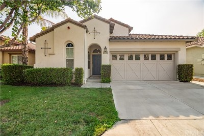 Corona Single Family Home For Sale: 23946 Boulder Oaks Drive