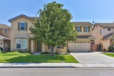 Eastvale Single Family Home For Sale: 14715 Rick Lane
