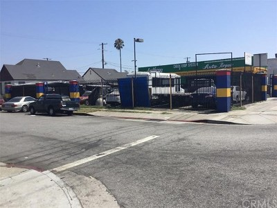 Los Angeles Commercial For Sale: 6556 S Western Avenue