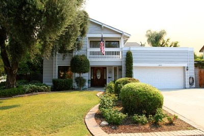 Corona Single Family Home For Sale: 1803 S Starfire Avenue