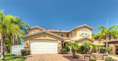 Corona Single Family Home For Sale: 953 McCall Drive